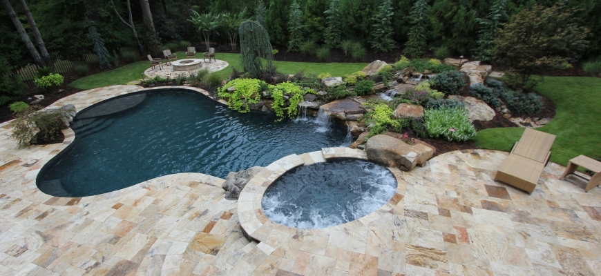 Travertine Pool Deck Travertine Pavers For Pools Deck