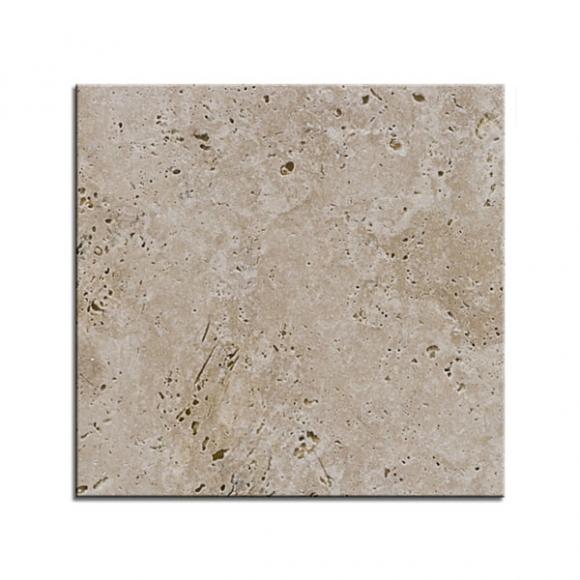12x12 ivory tumbled tiles