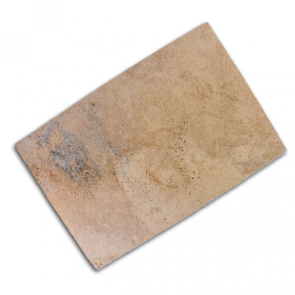 16x24 Country Classic Tumbled Travertine Paver
