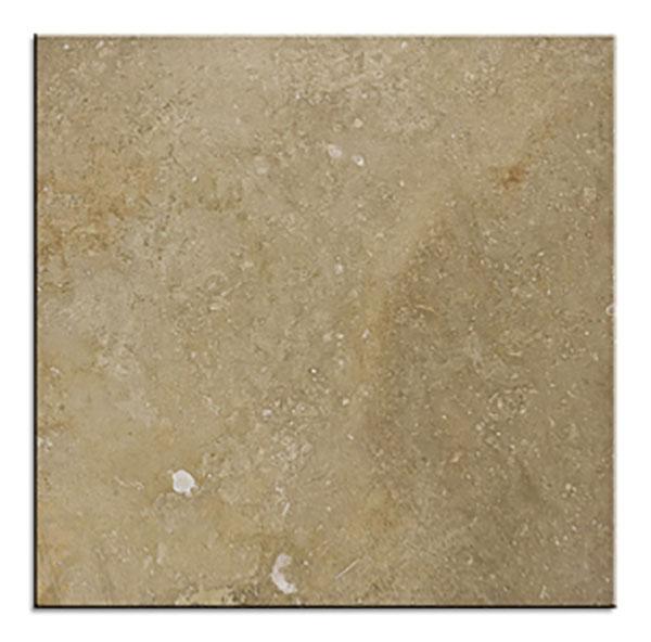 Ivory Light Honed Filled Travertine Tiles 18x18: 18×18-Dark-Emperador-Polished-Marble-Tile