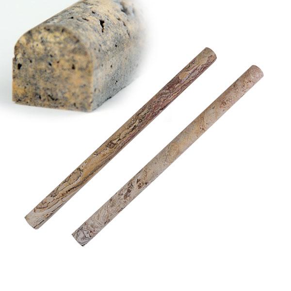 Bullnose Or (pencil Stone