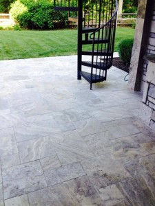 French Pattern Silver Pavers1