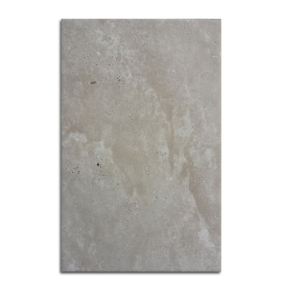 16x24 Ivory Cream Select Tumbled Travertine Paver