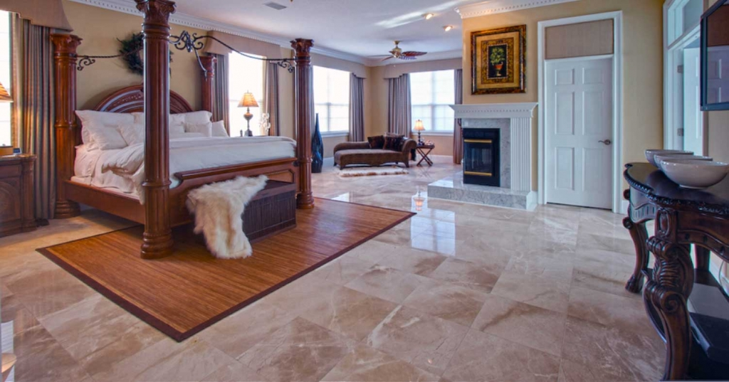 Ephesus Polished Marble Tiles