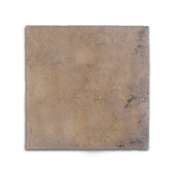 24x24 Country Classic Select Tumbled Travertine Paver