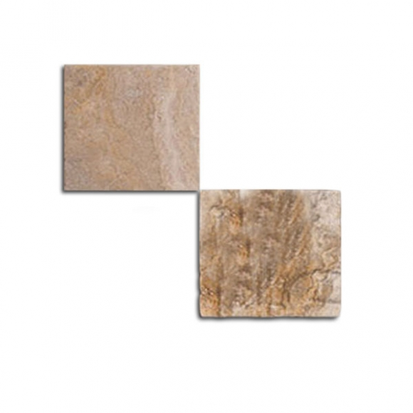 4X4 SCABOS CAPPADOCIA Tumbled Travertine TILE