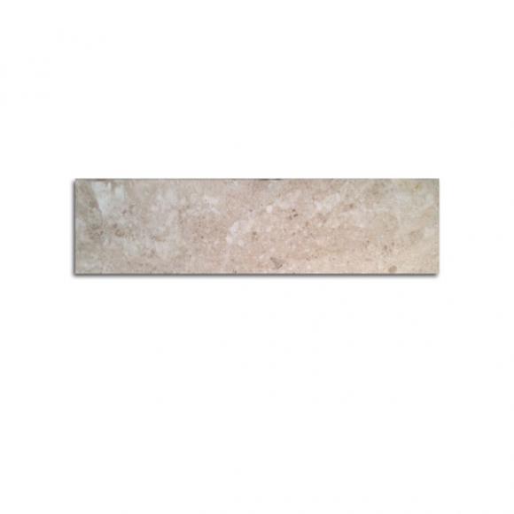 6x24 Cappuccino Marble Baseboard