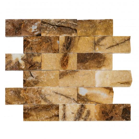 2x4 Picasso Splitface Mosaic